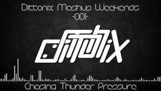 John Dahlback, W&W, Usher, Tiesto, The Wanted & More - Chasing Thunder Pressure (Dittonix Mashup)