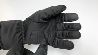 Police Officer Winter Cold Weather Water-Resistant Gloves - 221B Tactical Equinoxx Patrol Gloves
