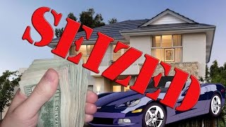 Asset forfeiture What kind of property can the government
