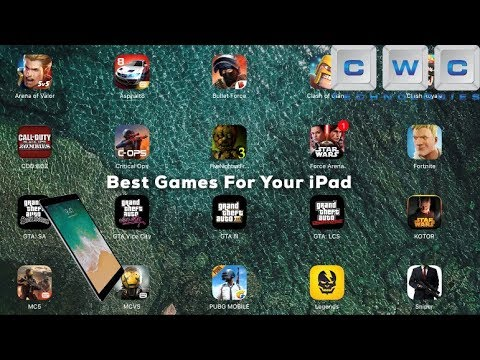 Online Games On Ipad