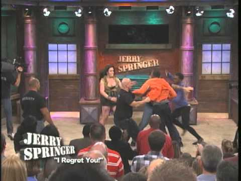 an introduction to the jerry springer show This week on #jerryspringer phoenix is a stripper out to catch a thief she claims  that her makeup bag was stolen from her place of business grunge facebook.