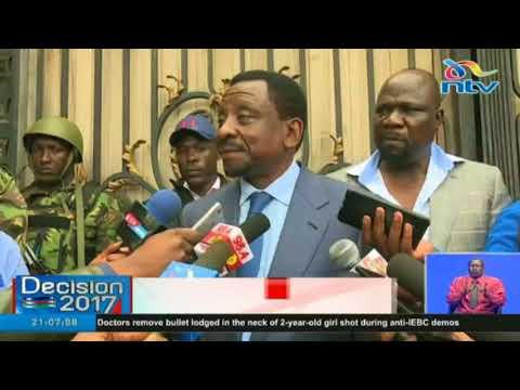 High Court blocks arrest of businessman Jimmy Wanjigi