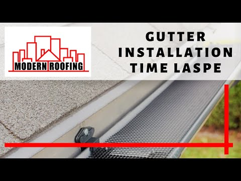 Gutter Installation Houston