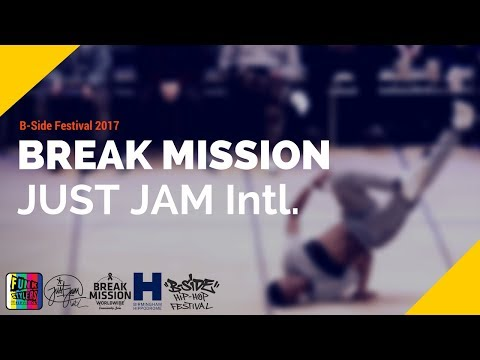 Soul Tribe vs Gully Mavs  | 2v2 | Top 16 | Break Mission x Just Jam 2017 | FSTV