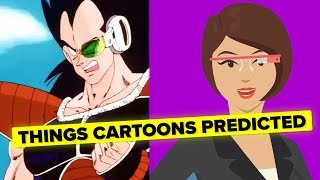 Crazy Cartoon Predictions That Came True