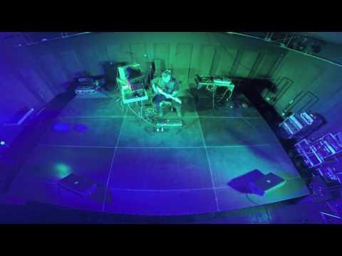 Babis Papadopoulos (GR)   Live at Lefkosia Loop Festival 2016