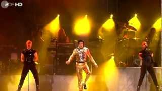 [HD] Michael Jackson - Wanna Be Starting Something Live In Munich