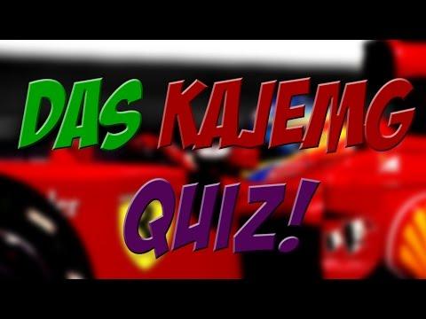 Das KajeMG Quiz!