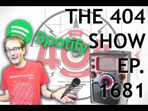 The 404 Show: 1681: Spotify's 25 under 25 and Russ' karaoke mix