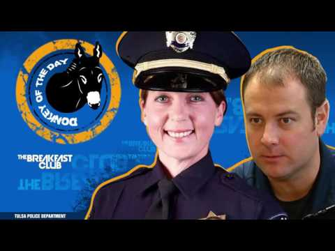 Betty Shelby and Tyler Turnbough Kill Unarmed Man - Donkey of The Day (9-20-16)