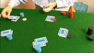 How to Play Casino Poker Games : How to Deal Texas Holdem