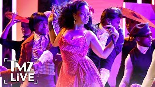 Rihanna Turns Down Super Bowl Over Kaepernick | TMZ Live