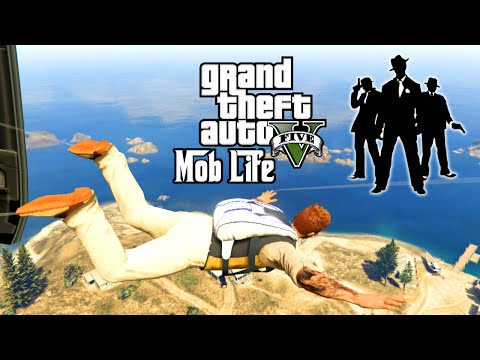 GTA 5 Online PC | Mob Life | #5 PRISON BREAK