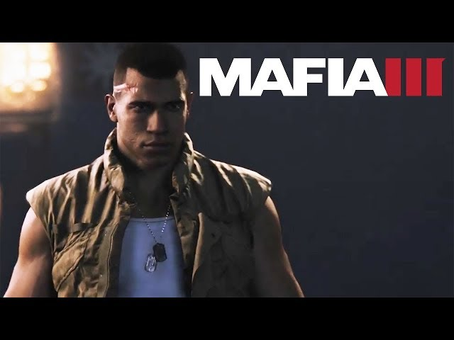 Mafia III: Primeira Gameplay