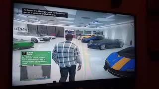 GTA 5 time2smok1 fast car garage #1