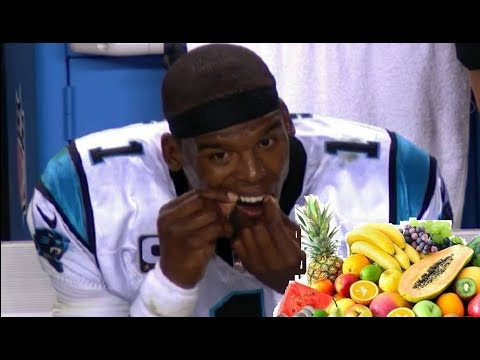 Cam Newton VEGAN Diet to Blame for Poor Performance & Recovery