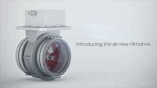 Introducing the all new Rimdrive by VETUS