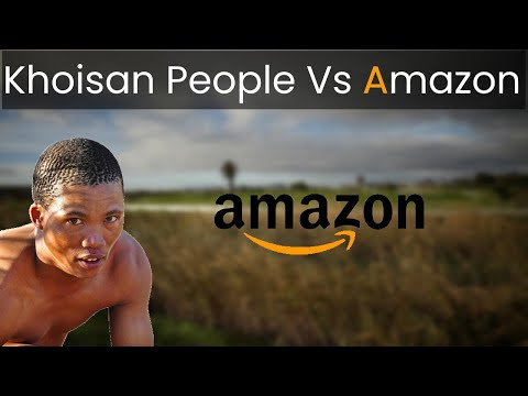 Khoisan People Vs Amazon New HQ In South Africa?