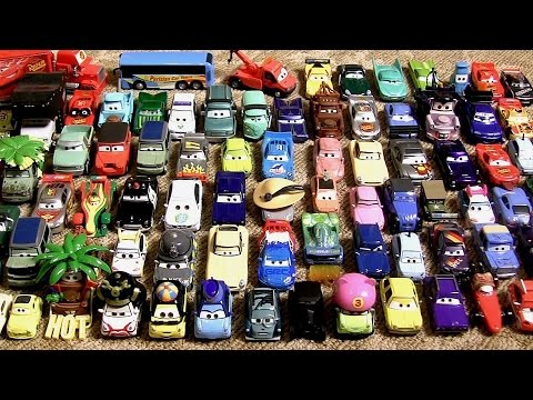 Pixar Cars 2 Complete Collection