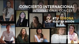 Invitation International  Concert - Sunday, May 24 - Invitación Concierto Internacional