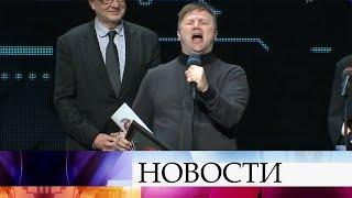 видео В Москве объявлены номинанты Российской национальной театральной премии
