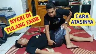 Di video ini kami menjelaskan tentang gangguan sendi tulang ekor dan kami juga memberikan latihan la.