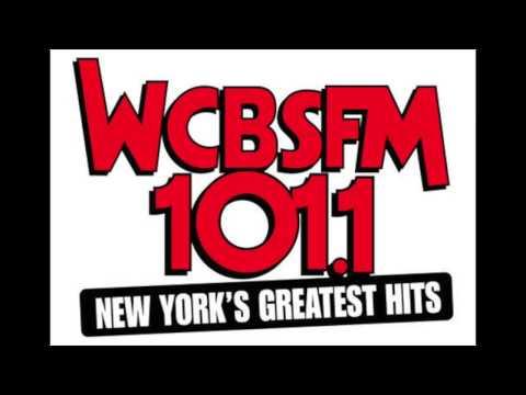 WCBS-FM 101.1 New York - Jam Creative Productions Positron / Logo Set Jingles