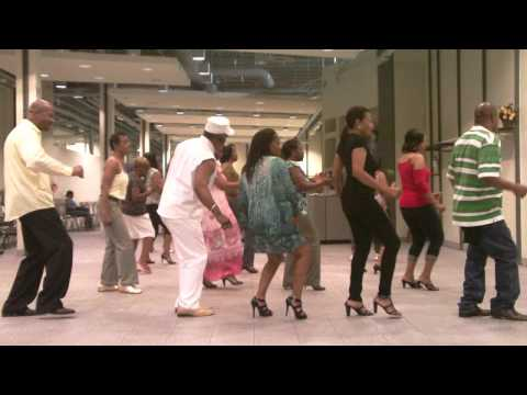 Step and Stomp Line Dance