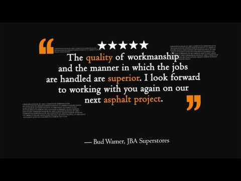 Baltimore Commercial Asphalt Paving Company Reviews