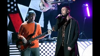 Wait - Maroon 5 LIVE at IHeartRadio Music Awards 2018