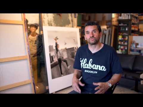 Hotel Indigo® Lower East Side Tribute Mural Story by Lee Quinones