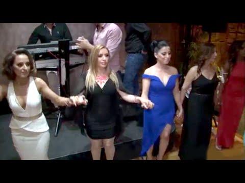 حفلة رقص عائلية سورية اجمل الحفلات