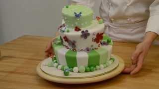 Декорирование тортов. Дистанционное обучение. Скоро...