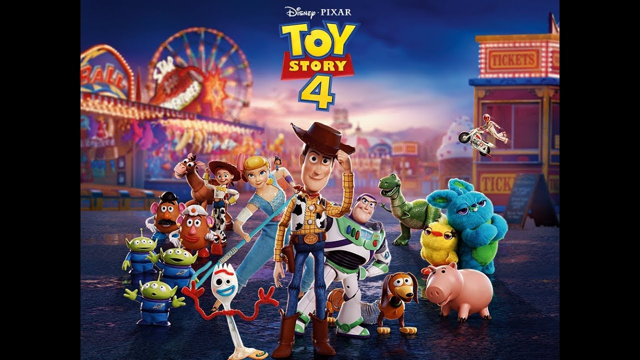 Baixar Filme Toy Story 4 Bluray 1080p Legendado 2019 Youtube