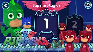 Pj Masks: Héroes en Pijamas - Academia de Héroes / Superartilugios - Disney Junior