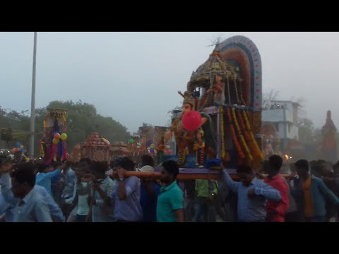 Banpur Panchadola (18/3/17) Thakura Milana (HD)