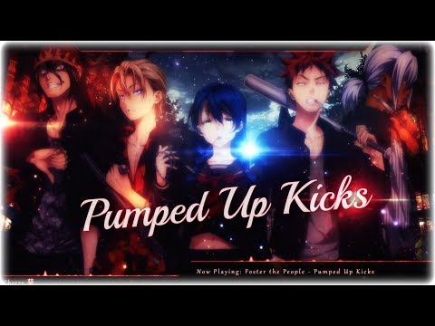 Nightcore - Pumped Up Kicks