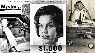 Исчезнувшая невеста Атланты. Загадочное исчезновение Мэри Шотвелл Литтл