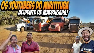 CAFE DA MANHÃ COM OS YOUTUBERS DO MIRITITUBA