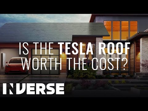 Is Elon Musk's Tesla Roof Really Worth the Cost?
