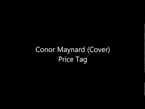 Conor Maynard (Cover) - Price Tag.wmv (LYRICS)