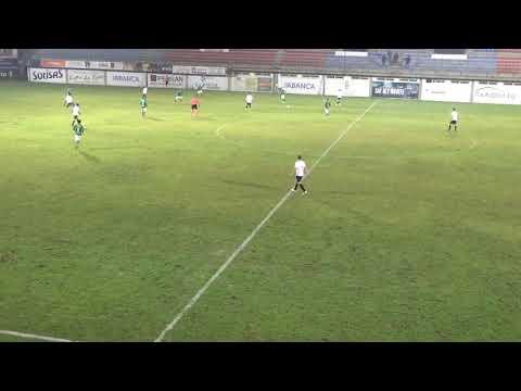 Goles Ourense CF 1 Racing de Ferrol 1