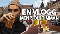 En vlogg i Polen (Men vi dricker öl varje timme)