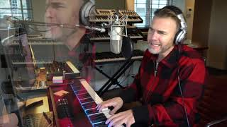 """""""This Is My Time"""" Studio Session   Gary Barlow"""