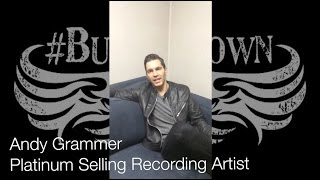Andy Grammer for #BurnItDown 2015!