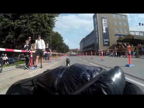 Danish Open Cargo Bike Racing Championships 2017: Mens Individuals 7th Qualifier