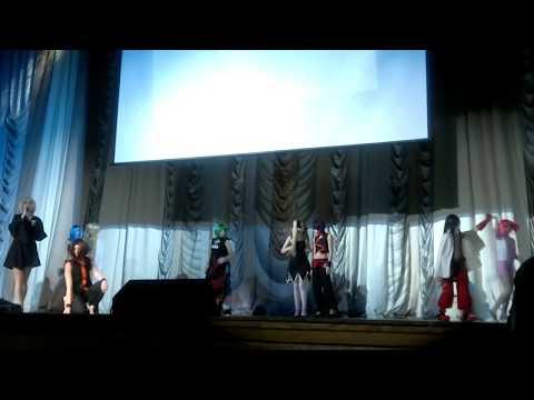 Omokage (Megumi Hayashibara, OST Shaman King) Hiatari Team