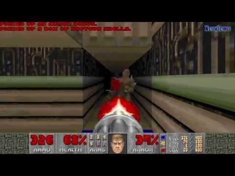 Final Doom: TNT: Evilution - Map 14: Steel Works |