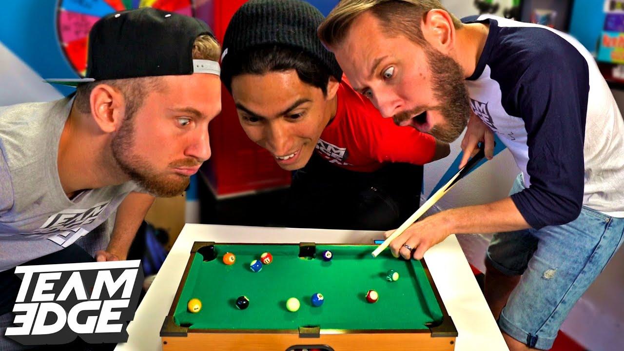Small Billiards Challenge Youtube