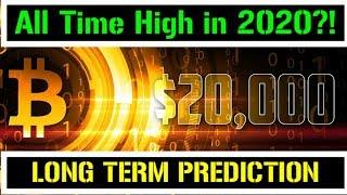 Bitcoin $20,000 in 2020?!?! | LONG TERM PREDICTION